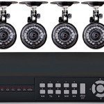 Lorex LH108321C8B 8 Camera Network Video Surveillance System