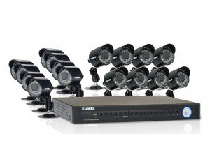 Security Camera System by Lorex