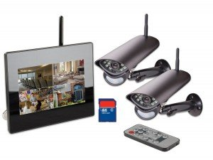 Wireless Video Security System by Lorex