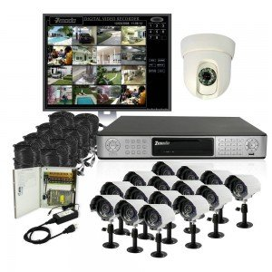 Complete Home Security System